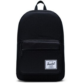 Herschel Pop Quiz Rygsæk, dark grid/black